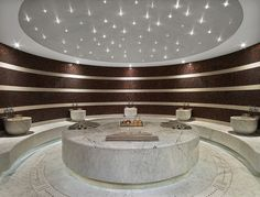 Le Méridien Istanbul Etiler—Explore Spa & Fitness - Turkish Hammam by LeMeridien Hotels and Resorts, via Flickr