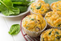 Welcome to my bottom of the fridge leftover turkey muffins in the air fryer recipe. Create magical turkey and vegetable muffins using all those leftover… Turkey Muffins, Sausage Muffins, Cheese Muffins, Egg Muffins, Sweet Potato Muffins, Savory Muffins, Healthy Muffins, Low Carb Breakfast, Breakfast Recipes
