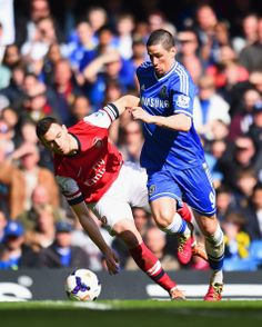 9031a0cec Fernando Torres - Chelsea v Arsenal - Premier League Arsenal Premier  League