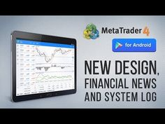 MetaQuotes: MT4 update for Android: new design and financial news