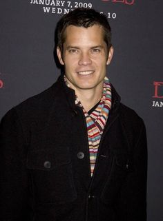 Timothy Olyphant? Yes please!