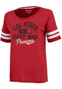 Product: California State University East Bay Pioneers Women's T-Shirt