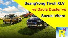 Read Newspaper - SsangYong Tivoli XLV Vs Dacia Duster Vs Suzuki Vitara