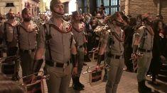 Los legionarios-la Legión en Córdoba-Semana Santa Córdoba-2016.Tercio Gr... Music Bands, Charity