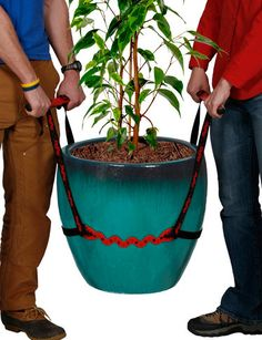 PotLifter | Pot Lifter | Ergonomic Lifting Straps