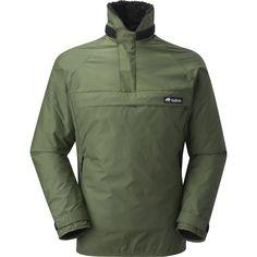 Buffalo Mens Mountain Shirt - Olive Green