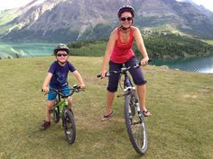 Family adventures in the Canadian rockies <3