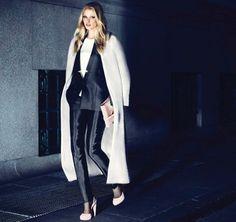 Lara Stone | Calvin Klein Fall 2012