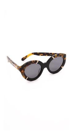 e3ef1b5ba7 Flowerpatch Sunglasses. Trendy AccessoriesFashion AccessoriesKaren  WalkerSunglassesWardrobe ...