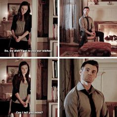 "#TheOriginals 2x09 ""The Map of Moments"" - Hayley and Elijah"