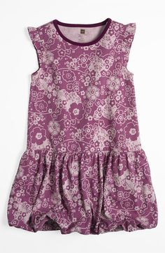 Tea Collection 'Splendid Garden' Bubble Dress (Infant) | Nordstrom