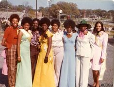 Johnson-C.-Smith-University 9 HBCU Homecoming Queen Looks We Love from the Past