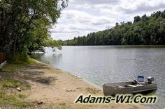 #wisconsin Wisconsin River is located in Adams County Wisconsin here you can find Info, Maps, Photos, Aerial Images plus Area Information like nearby Lakes, Public Land, Townships and communities. #adamscountywi