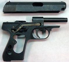 Hunting and Wildlife Management Homemade Shotgun, Joachim Peiper, 32 Acp, Pocket Pistol, Guns Dont Kill People, Pistols, 9 Mm, James Bond, Firearms
