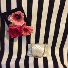 Vintage 1960's Magid Ivory Creme Beaded Handbag Clutch Purse Creme Handbag.Evening Wedding Cocktail Handbag  on Etsy, $28.00