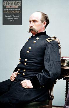 Union General Egbert Ludovicus Viele