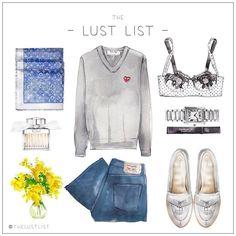 Monday Morning Blues Tap for details #thelustlist