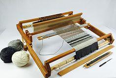 """Beka Fold & Go Rigid Heddle Loom 20"""" Beka https://www.amazon.com/dp/B01EBDF7UE/ref=cm_sw_r_pi_dp_U_x_8iyAAbF1K4M7T"""