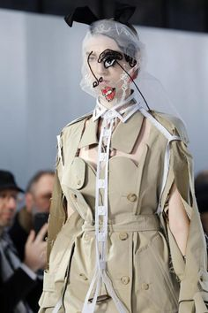 In a poignant move which spoke volumes about his new life away from the lime light, John Galliano cited social media and the selfie generation as inspiration for his latest Maison Margiela collection, unveiled in Paris today.  Since his very public fall from grace in 2011, former Dior designer Galliano has steered clear of the online whirlwind associated with contemporary fashion designers, taking sanctuary at Margiela - a house that offers its designers so much anonymity they need not even…