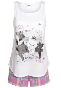 Clothing at Tesco | Disney Aristocats Shorts Pyjamas | I want this one sooooo much, yhey didn't have it in my size last time :((((