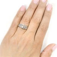 Pictures Of Wedding Band Sets - The Best Image Search
