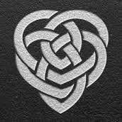 Mother daughter Celtic symbol