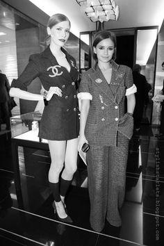 Stylish Starlets: Fashion Besties: Elena & Mira