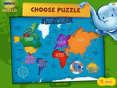 Map the World by Travelzoo Inc.