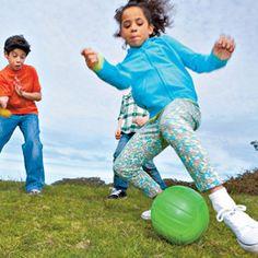 Outdoor Spring Games for Kids - Salt Lake City Parenting Toddlers | Examiner.com