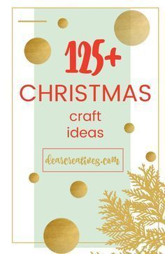 Christmas Craft Ideas | Homemade Christmas Crafts. We have easy to make Christmas crafts for adults, and Christmas crafts for kids. Such a helpful list of ideas for the holidays! #christmas #holidays #diy #crafts #christmascrafts #ideasforchristmas #adults #teens #kids #crafting #diys #ideasfortheholidays #thingtomake #homemade #giftideas