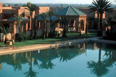 Amanjena Hotel , Marrakech, Marrocos