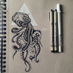 Entry by @d_liz3 for our Inked competition.
