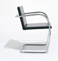 Mies van der Rohe's Tubular Brno chair Designed in 1930 for the Tugendhat house in Brno, Czechoslovakia, Ludwig Mies van der Rohe's Brno chair mirrors the groundbreaking simplicity of its original environment.