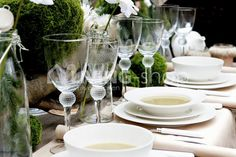 Tafelservies, 12-delig porselein servies van J-line #LIVINGshop #stijlvolwonen #interieur #webshop