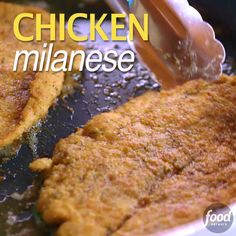 Ree's picnic-perfect Chicken Milanese travels well and tastes great cold! Drizzle with balsamic vinegar, sprinkle on some Parmesan shavings and serve with a lemon wedge on the side.