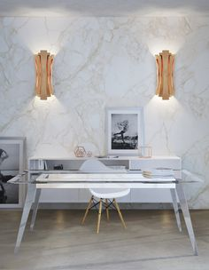 Here Are The Best Lighting Ideas for Home Office | www.modernfloorlamps.net #lightingideas #modernfloorlamps #homeoffice #lightingdesign #interiordesign