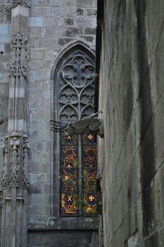 "Barri Gòtic Barcelona, Spain    Music by Manu Chau, ""Rumba de Barcelona"" -  https://open.spotify.com/track/5Bhc1zl8FPQpp25MAvyuDG"