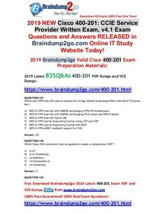 11 Best New 300-470 Dumps with VCE and PDF images