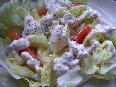 Northwoods Inn Creamy Buttermilk Blue Cheese Dressing Recipe - Food.com
