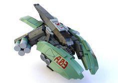 My first Vic Viper--I'm bringing it for the missing man formation at Brickworld Lego Spaceship, Lego Robot, Spaceship Design, Robots, Lego Plane, Lego Ship, Lego Craft, Lego System, Legos