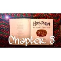 Harry Potter And The Sorcerer X27 S Stone Audiobook Chapter 8