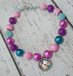 Princess Mulan Inspired Necklace