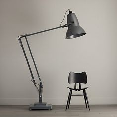 Buy Anglepoise Giant 1227 Floor Lamp Online at johnlewis.com