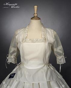 Margarita Vercher Victorian Era Dresses, Margarita, Artworks, Vintage, Clothes, Shoes, Fashion, Folklore, World