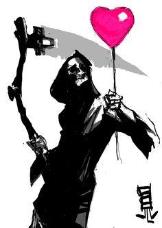 ArtStation - Valentine Day, Serge Birault