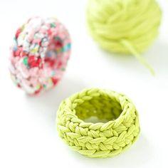 crochet bangle tutorial