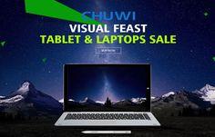 Chuwi Brand Sale on Geekbuying