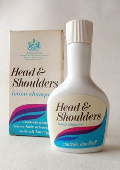 HTF Vintage Bathroom Head Shoulders Lotion Glass Shampoo Bottle in … Loading. HTF Vintage Bathroom Head Shoulders Lotion Glass Shampoo Bottle in … Head And Shoulders Shampoo, Head & Shoulders, Procter And Gamble, Avon, Conditioner, Nostalgia, Vintage Packaging, Hand Lotion, Dandruff