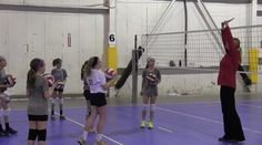 Strategies For Coaching 10 Year Old Volleyball Players Coaching Volleyball Volleyball Drills For Beginners Volleyball Drills