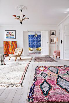 If you're feeling fashionable and want to add some contemporary flair to your designs visit us at rugsociety.eu